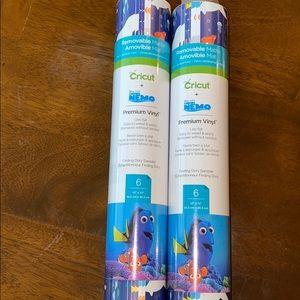 2 Disney Finding Nemo Cricut Premium Vinyl